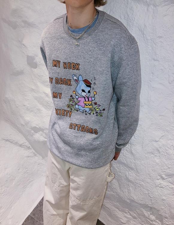 Anxious Musician Sweater