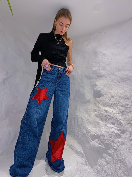 Supernova Angel Jeans