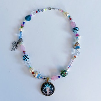 The Good Girl Charm Necklace