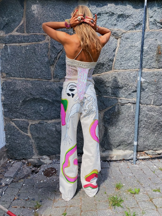 Bad to the Bone Summer Jeans