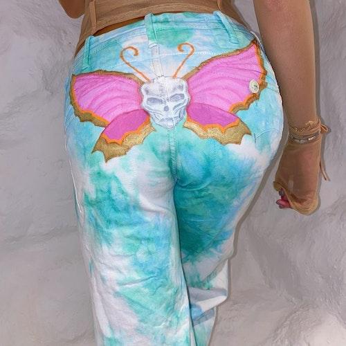 Butterfly Effect Jeans