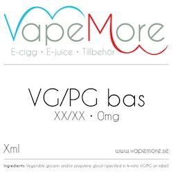 VG/PG bas