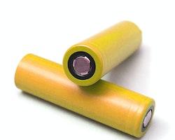 Batteriwrap till 18650