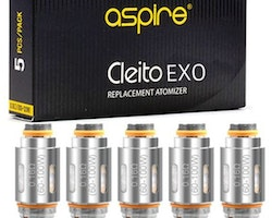 Aspire Cleito EXO Coil (1-pack)