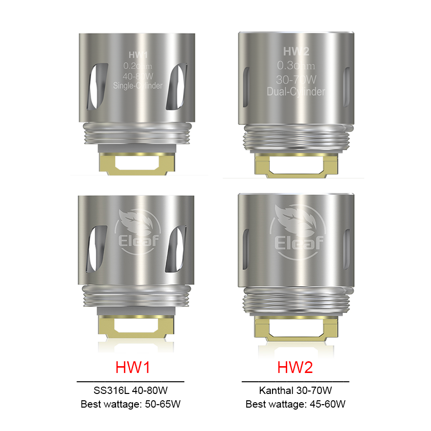 Eleaf HW Coils (5-pack)