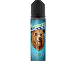 Grizzly Vapor - Blue Fish (Shortfill)