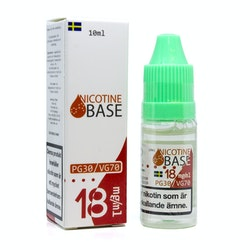 Nicotine Base (18mg 70/30 10ml)