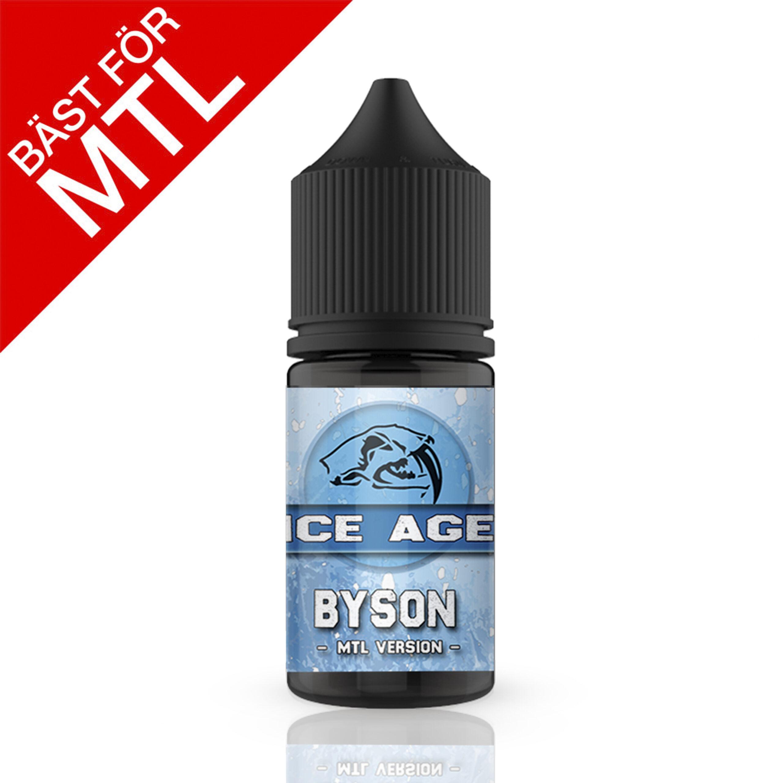 Ice Age - Byson (MTL Version) (Shortfill)