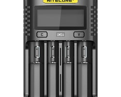 Nitecore UMS4 USB-laddare