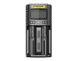 Nitecore UMS2 USB-laddare
