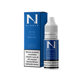 Nic Nic by Podsalt 18mg 70/30 Nikotin Shot