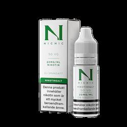 Nic Nic by Podsalt 20mg Nikotinshot SALT