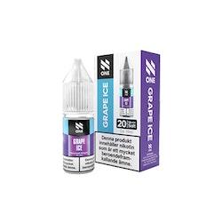 N One - Grape Ice 10ml (20mg Nic-salt)