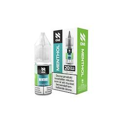 N One - Menthol 10ml (20mg Nic-salt)
