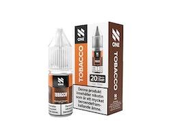 N One - Tobacco 10ml (20mg Nic-salt)