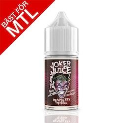 Joker Juice - Raspberry Revenge MTL (Shortfill)
