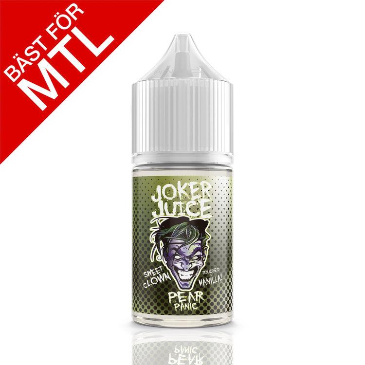 Joker Juice - Pear Panic MTL (Shortfill)