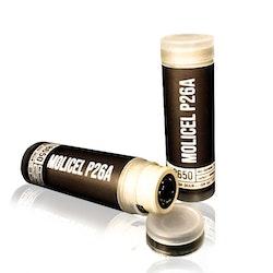 Molicel P26A 18650 2600mAh 25A