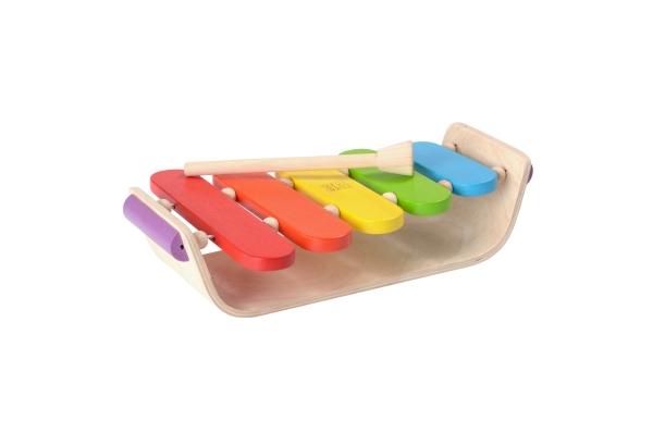 Ekologisk xylofon (Plantoys)