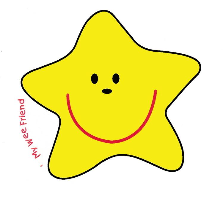 Stjärna som hjälper med potträningen (My wee friend)