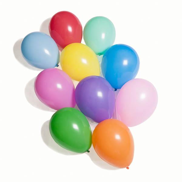 Barnkalas ballonger 10 stycken