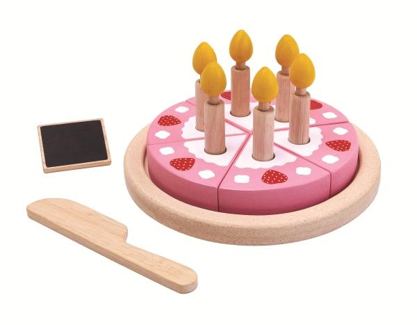 Födelsedagstårta (Plantoys)