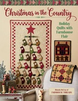 Christmas In The Country- julebok