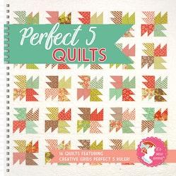 Perfect 5 Quilts block