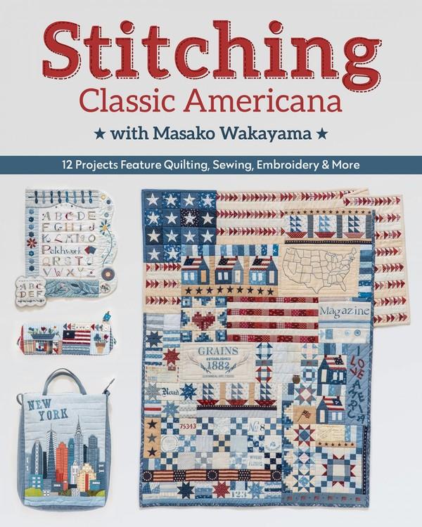 Stitching -Classic Americana
