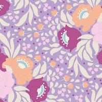 Autumn Bouquet Lavender