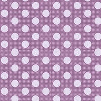 Mediums Dots - lilla