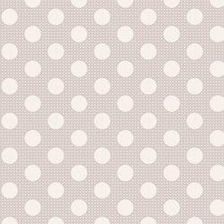 Medium Dots-lys grå