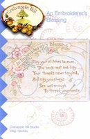 An Embroiderer`s Blessing