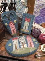 Village Sewing trio - Anni Downs