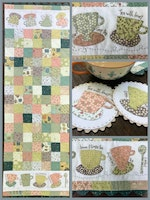 Tea Time Table Runner-Anni Downs