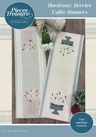 Bordeaux Berries Table Runners