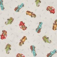 Cultivate Kindness - Grå med biler
