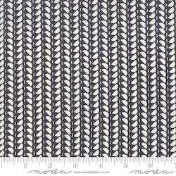 Fine and Sunny- svart med hvitt mønster