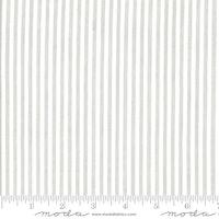 Bonnie Camille wovens-grå/hvit tynne sriper