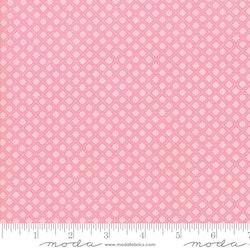 Finnegan Pink - rosa med hvite små blomster