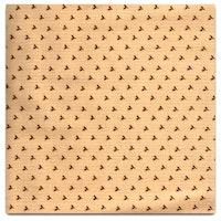 Songbird Gathering- kremfarge med brune småblomster
