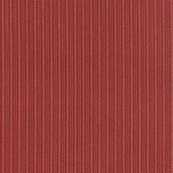 Jo Shirtings-rød med kremfarget mønster