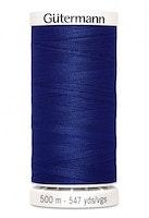 Gutermann col.232 mørkblå -500m