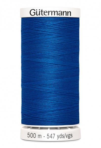 Gutermann col.322 blå -500m