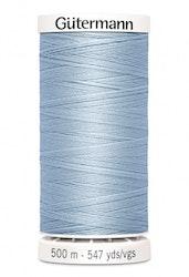 Gutermann col. 75 lysblå -500m