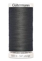 Gutermann col 702 mørkeregrå -500m