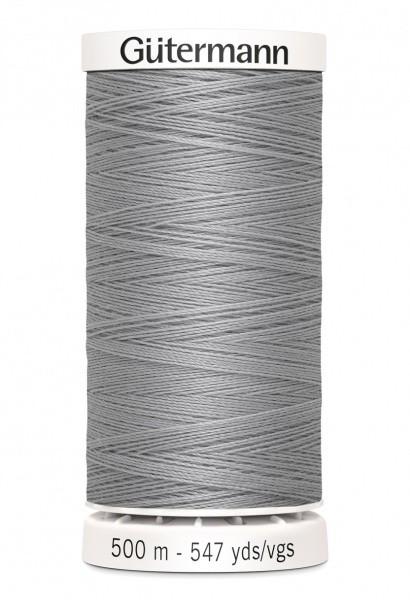 Gutermann col. 038 grå -500m