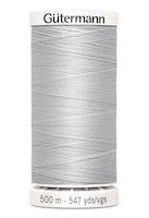 Gutermann col.008  lysgrå -500m
