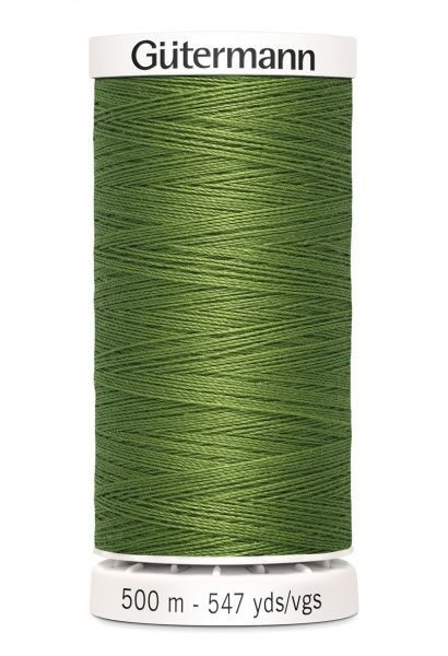 Gutermann col.283 grønn -500m