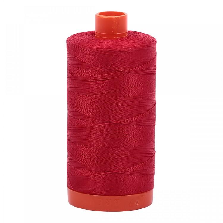Aurifil 2250/50 Red